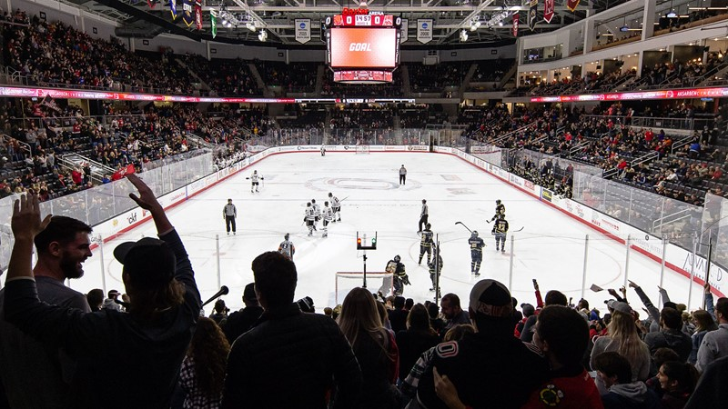 NCHC Announces CBSSN Schedule for 2019-20