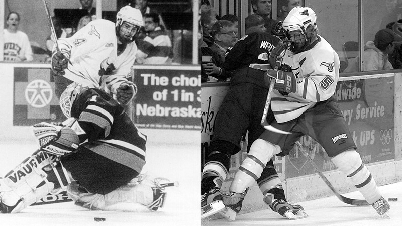 Hoggan, Zanon Earn Hall of Fame Honors